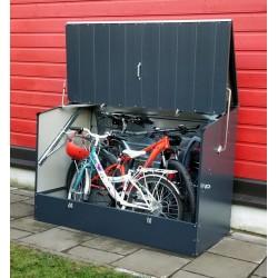 Metal Bicycle Shed